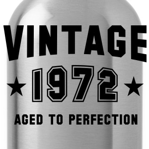 VINTAGE 1972 T-Shirt - Aged To Perfection SN - Gourde