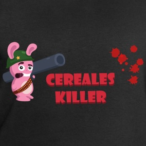 ct2c_lapin_bazooka_cereales_killer Tee shirts - Sweat-shirt Homme Stanley & Stella