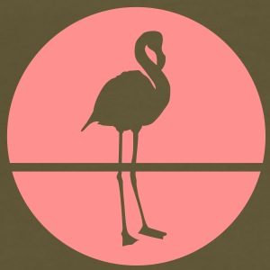 Flamingo Bags  - Men's Premium T-Shirt
