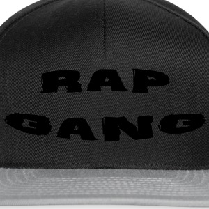 rap gang Sweat-shirts - Casquette snapback