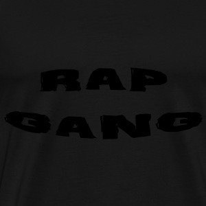 rap gang Bags  - Men's Premium T-Shirt