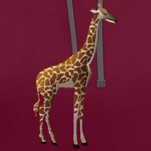 Girafe Sacs - Sweat-shirt contraste