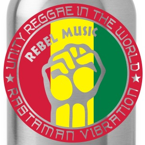 unity reggae in the world Tee shirts - Gourde