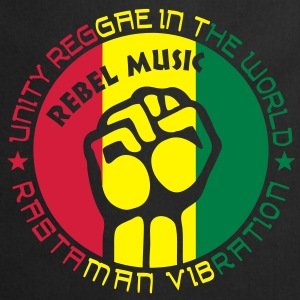 unity reggae in the world Bluzy - Fartuch kuchenny