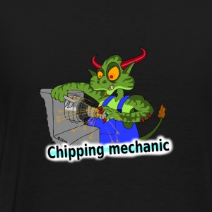 Chipping mechanic Hoodies & Sweatshirts - Men's Premium T-Shirt