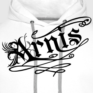 Arnis Authentik Design T-Shirts - Men's Premium Hoodie