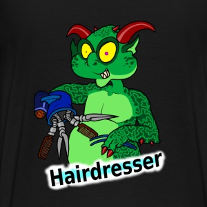 hairdresser Hoodies & Sweatshirts - Men's Premium T-Shirt