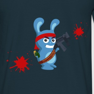 Submachine Rabbit Sweatshirts - Herre-T-shirt