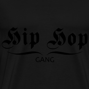 hip hop gang Hoodies & Sweatshirts - Men's Premium T-Shirt