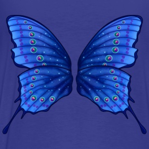 Butterfly Fairy Wings Hoodies - Men's Premium T-Shirt
