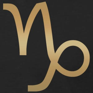 capricorn-gold - Men's Premium Longsleeve Shirt