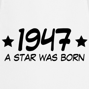 1947 a star was born (uk) T-Shirts - Cooking Apron