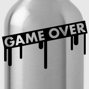 game_over T-shirts - Vattenflaska