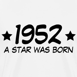 1952 a star was born (nl) Sweaters - Mannen Premium T-shirt