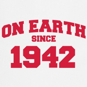 (de) on earth since 1942 (uk) Hoodies & Sweatshirts - Cooking Apron