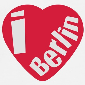 I love berlin (2c) Mugs  - Men's Premium T-Shirt