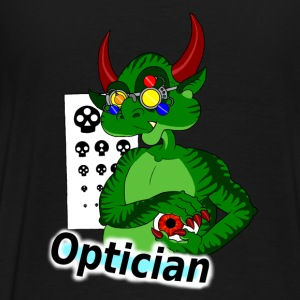 optician Hoodies & Sweatshirts - Men's Premium T-Shirt