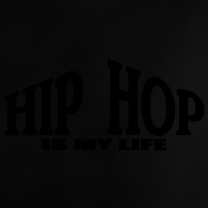 hip hop is my life Bags  - Baby T-Shirt