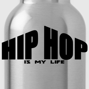 hip hop is my life Sweatshirts - Drikkeflaske