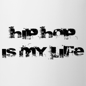 hip hop is my life Sweatshirts - Kop/krus