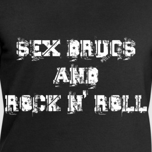 sex drugs and rock n' roll Camisetas - Sudadera hombre de Stanley & Stella