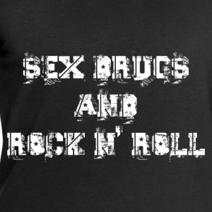 sex drugs and rock n' roll Shirts - Men's Sweatshirt by Stanley & Stella