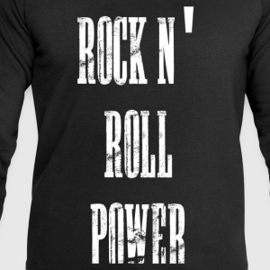rock n' roll power T-Shirts - Männer Sweatshirt von Stanley & Stella