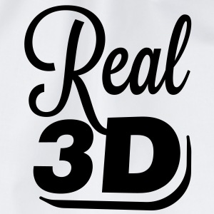 Real 3D T-Shirts - Gymbag