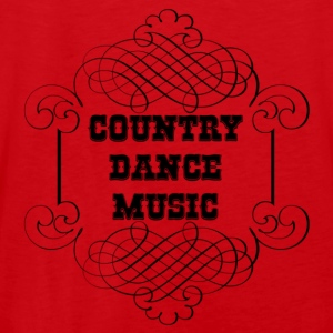 country dance music Sweats Enfants - Débardeur Premium Homme