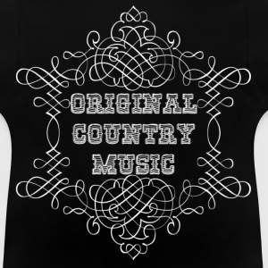 original country music Pullover & Hoodies - Baby T-Shirt