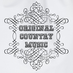 original country music Gensere - Gymbag