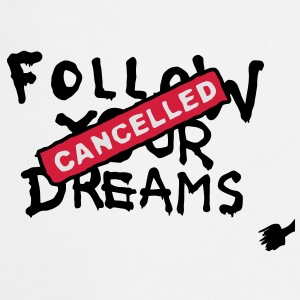 Follow your Dreams Cancelled Sweaters - Keukenschort