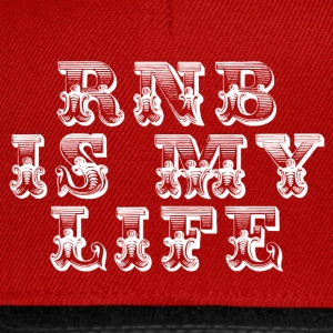 rnb is my life Sacs - Casquette snapback
