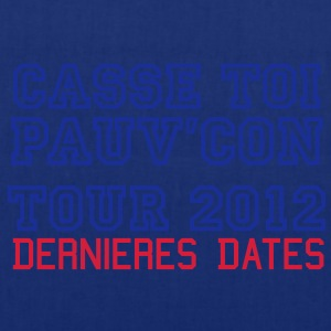 Casse toi pauv'con Tour  Sweat-shirts - Tote Bag