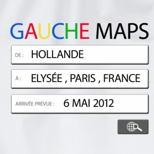 gauche maps - Hollande Sweat-shirts - Sac de sport léger