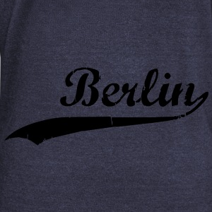 Berlin Bags  - Women's Boat Neck Long Sleeve Top