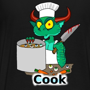 cook Hoodies & Sweatshirts - Men's Premium T-Shirt