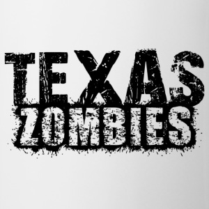 texas zombies Sweat-shirts - Tasse