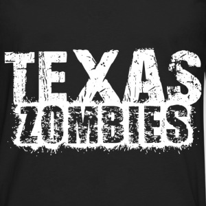 texas zombies Tee shirts Enfants - T-shirt manches longues Premium Homme