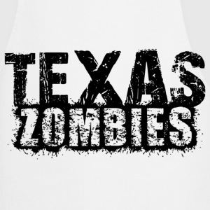 texas zombies Sacs - Tablier de cuisine