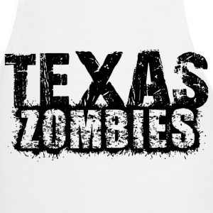 texas zombies Tassen - Keukenschort