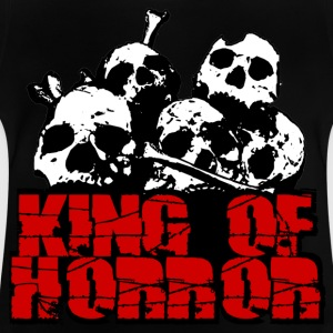 king of horror Shirts - Baby T-Shirt