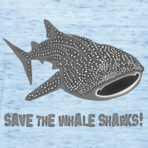 walhai wal hai fisch whale shark taucher tauchen diver diving naturschutz endangered species save the whale sharks Kinder T-Shirts - Frauen Tank Top von Bella