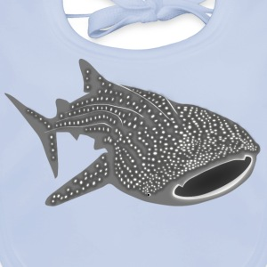 Hval hai  fisk save the whale sharks Barneskjorter - Baby biosmekke