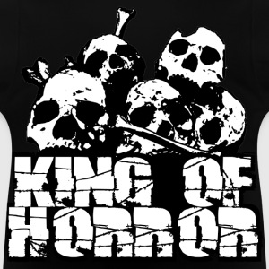 king of horror Hoodies - Baby T-Shirt