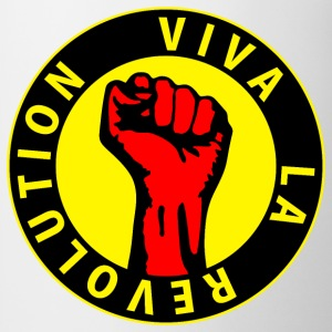 Digital - Viva la Revolution - Working Class Unity Against Capitalism Buttons / Anstecker - Tasse