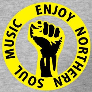 2 colors - Enjoy Northern Soul Music - nighter keep the faith Jackets & Vests - Men's Slim Fit T-Shirt