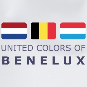 Polo Shirt UNITED COLORS OF BENELUX dark-lettered - Gymnastikpåse