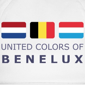 Polo Shirt UNITED COLORS OF BENELUX dark-lettered - Baseball Cap