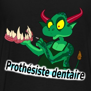 prothesiste_dentaire Sweat-shirts - T-shirt Premium Homme